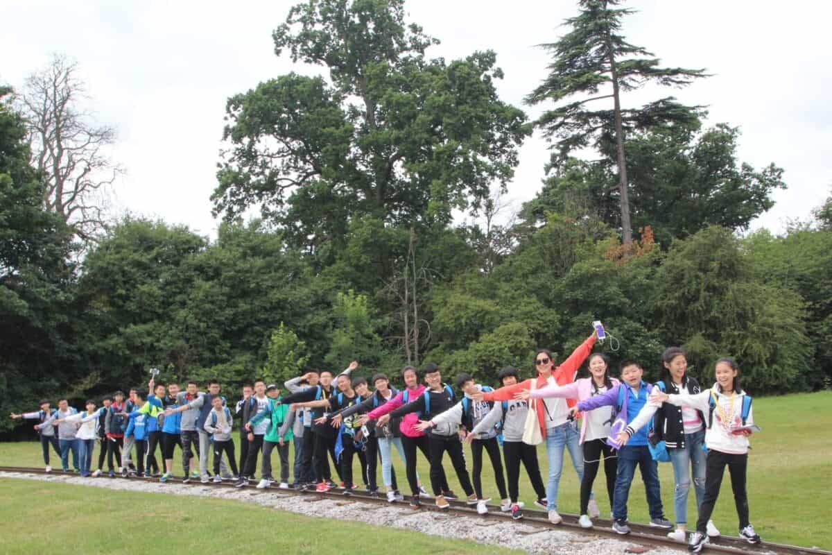 Globea Summercamp UK park