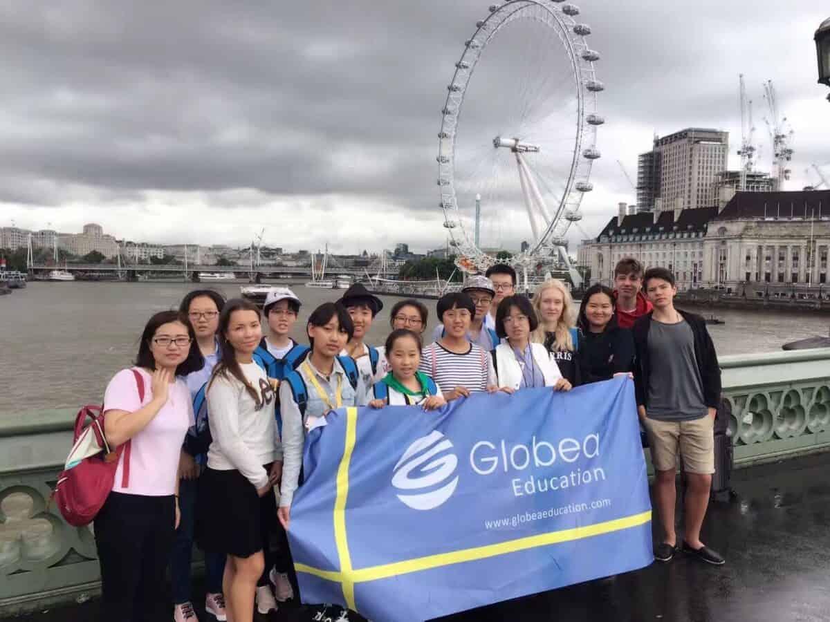Globea Summercamp Uk London eyes