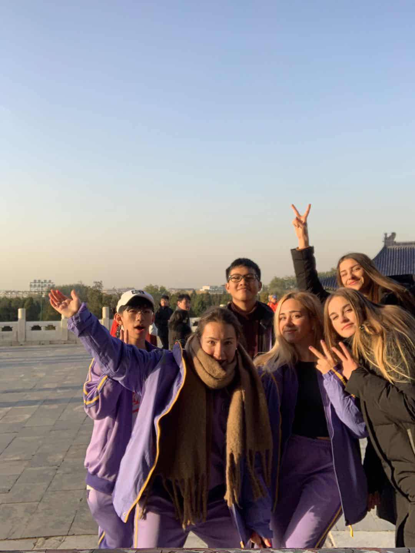 Globea scp China heavenly tempel m groupp