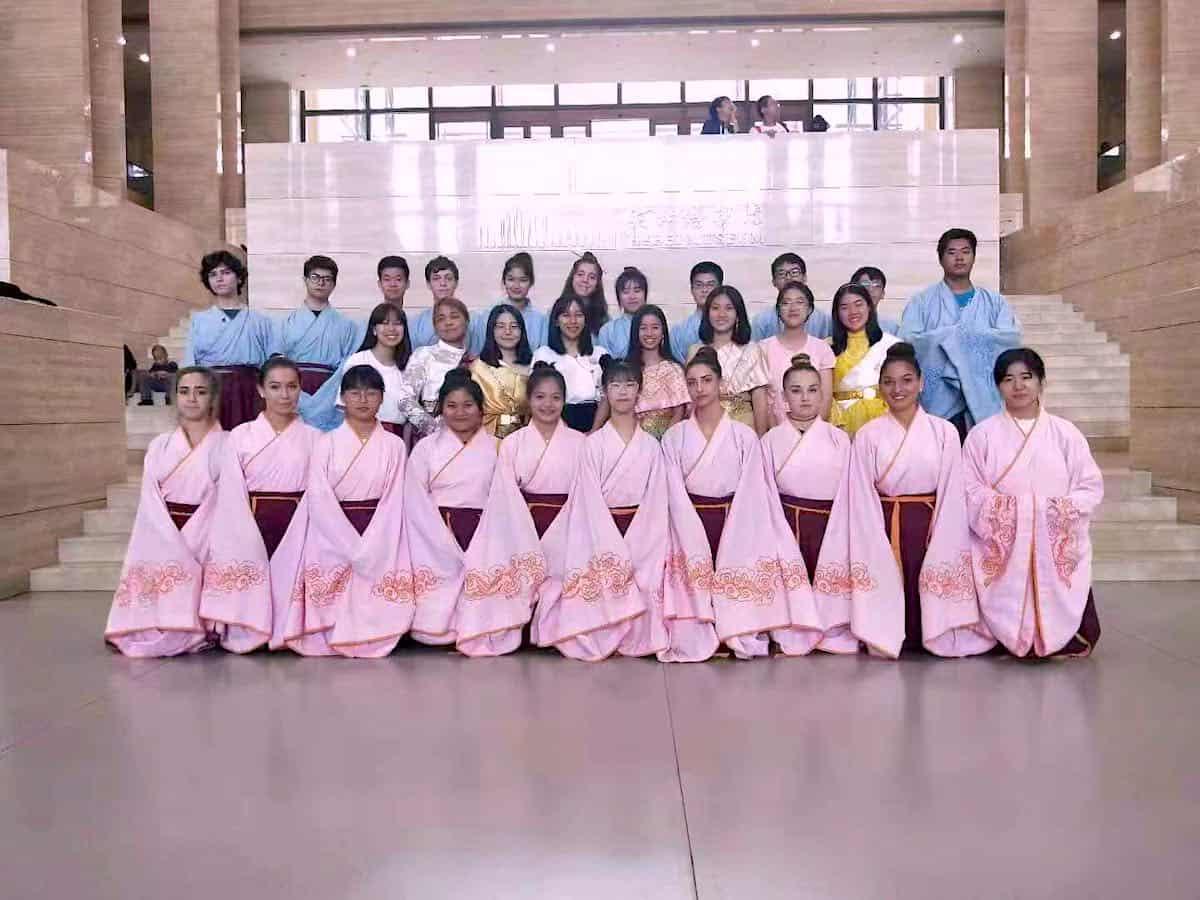 Globea scp China school fullmoon